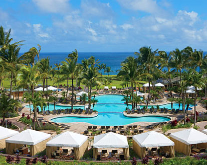 Ritz Carlton Kapalua Maui Resort, Unforgettable Honeymoons Package All Inclusive