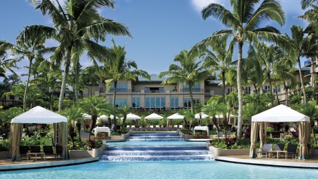 Luxury Pool At The Ritz Carlton Kapalua, Maui Resort Unforgettable Honeymoons Hawaii Packages
