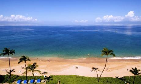 The Royal Lahaina Kai Tower View